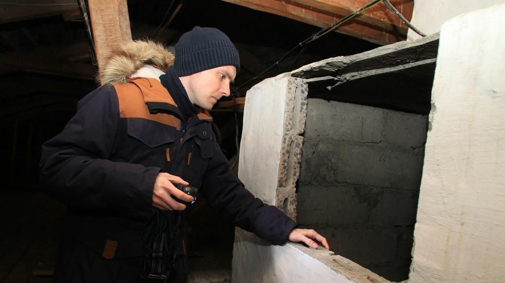 Проверку чердаков и подвалов домов провели в Михайлово-Ярцевском. Фото: архив