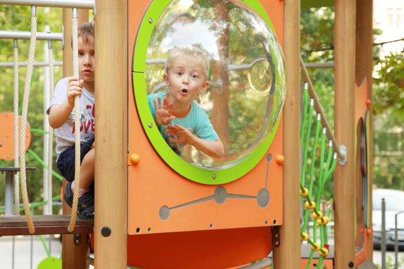 Детскую площадку установят в деревне поселения Новофедоровское. Фото: архив